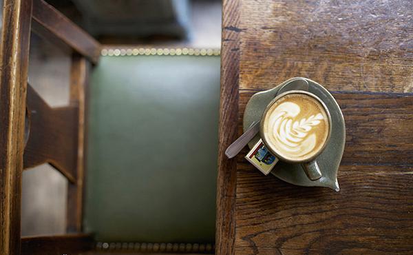hipster koffie