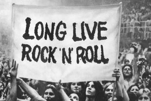 rock n roll never dies