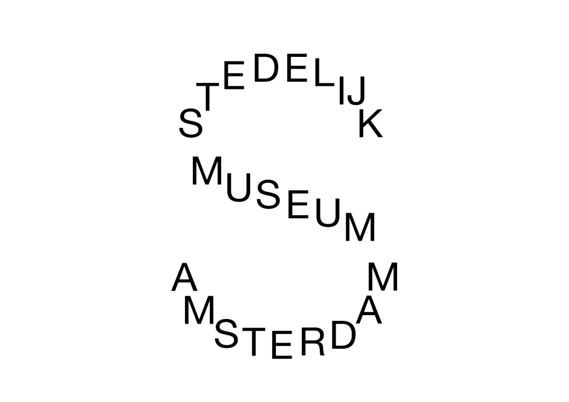 Logo Stedelijk Museum Amsterdam Le Stylo Du Bois
